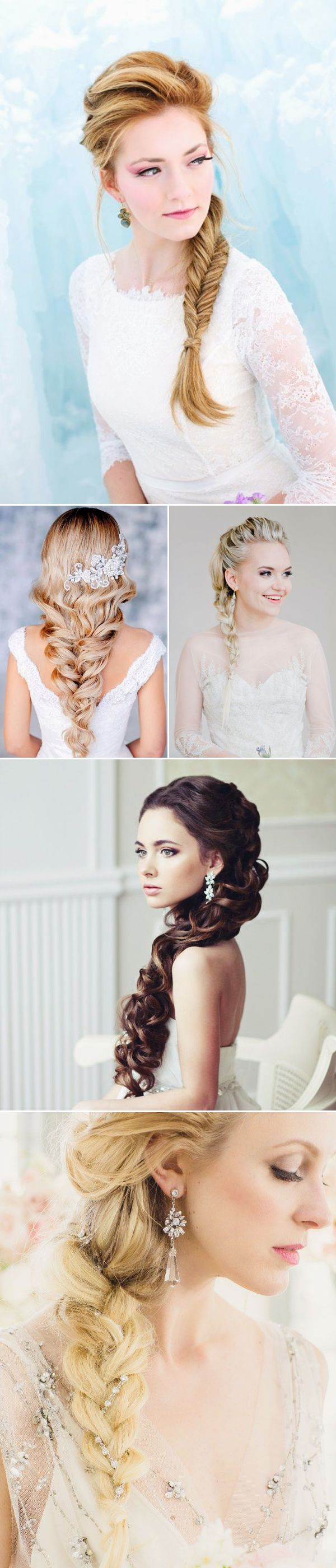 22 Beautiful Winter and Frozen-Inspired Hairstyles - Frozen-inspired!