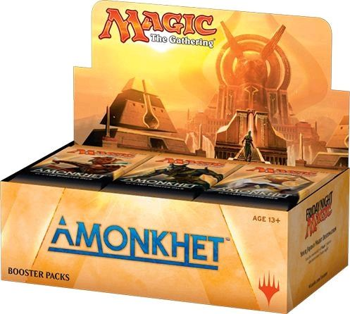 Magic the Gatheri... Check it out here!  http://www.thegamescorner.com.au/products/magic-the-gathering-amonkhet-booster-box-release-date-28-04-2017?utm_campaign=social_autopilot&utm_source=pin&utm_medium=pin