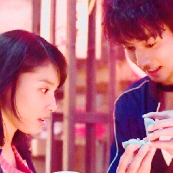 "Kento Yamazaki x Tao Tsuchiya, J Drama ""Mare"", 2015 http:/"