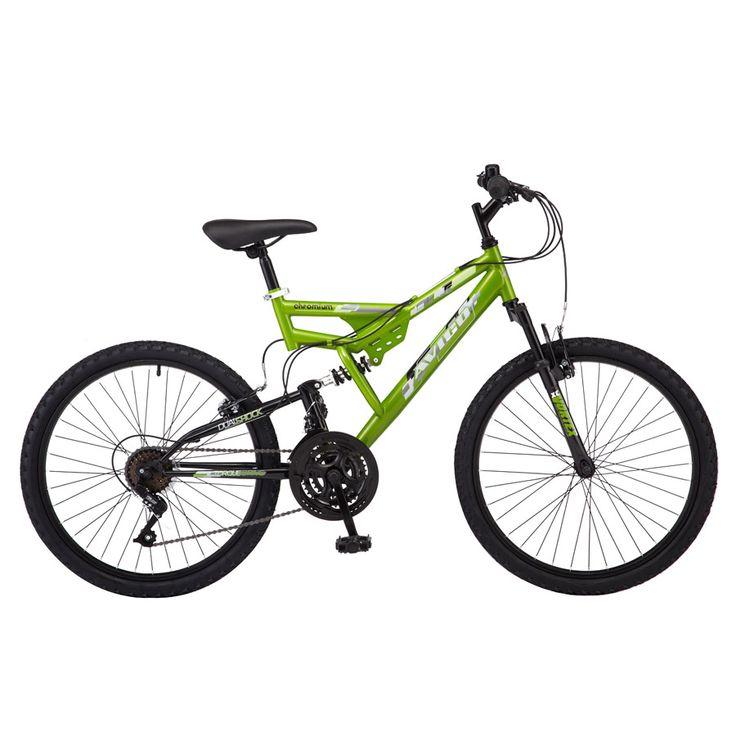 Avigo 60cm Boys Mountain Bike Chromium Dual Suspension | Toys R Us Australia