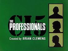 The Professionals, great British TV series from the 1970s, agents, cars and angst, loved it