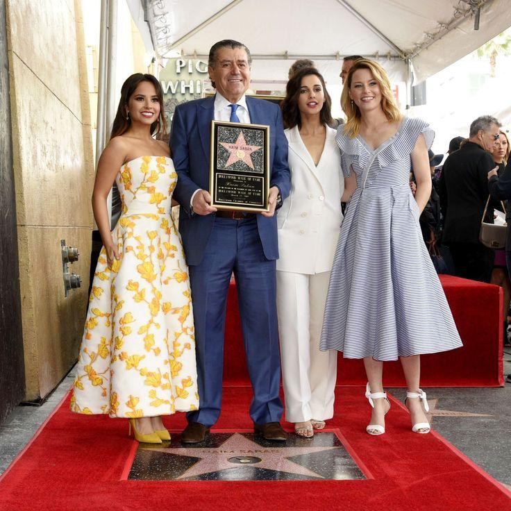 #BeckyG, #Hollywood Becky G, Elizabeth Banks, Naomi Scott - Haim Saban Honored With a Star on The Hollywood Walk of Fame in LA 03/22/2017 | Celebrity Uncensored! Read more: http://celxxx.com/2017/03/becky-g-elizabeth-banks-naomi-scott-haim-saban-honored-with-a-star-on-the-hollywood-walk-of-fame-in-la-03222017/