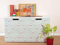Furniture sticker for little sailors, sailing boat stickers, furniture sticker, home decor, home design - a unique product via en.dawanda.com