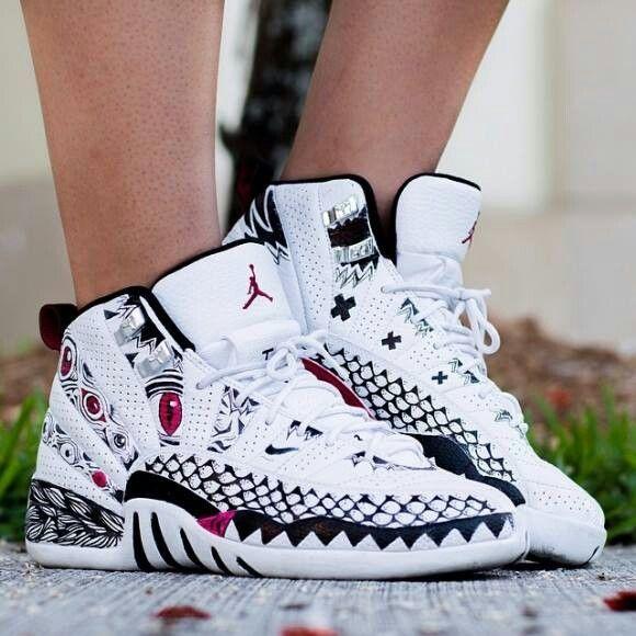 """Nike Air Jordan 12 """"Danzo"""""""