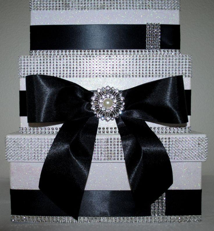 Best 25 Wedding card boxes ideas – Wedding Reception Card Box Ideas