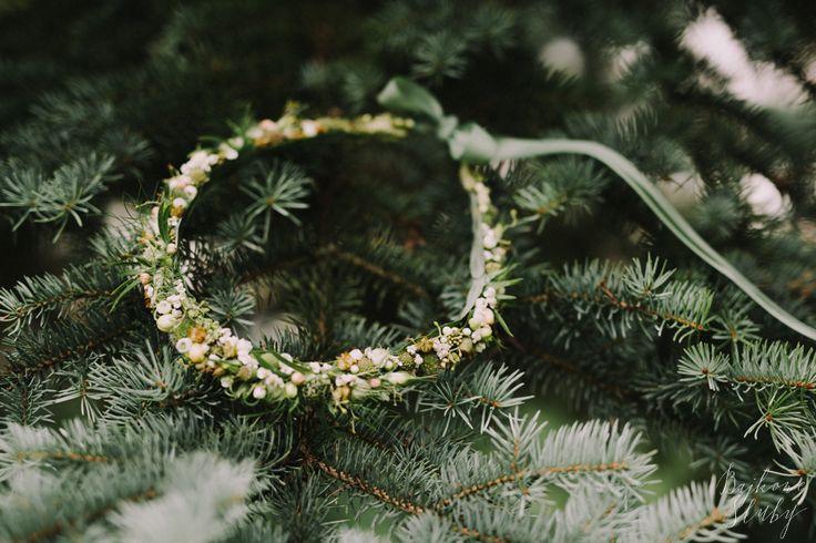 INNA Studio_ floral crowns / fot. Bajkowe Śluby