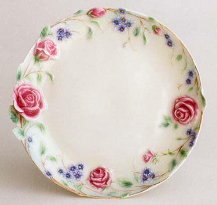 Franz Porcelain English Garden Rose Photo Gallery