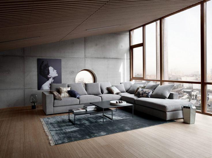 Lugao - black designer coffee table Sydney