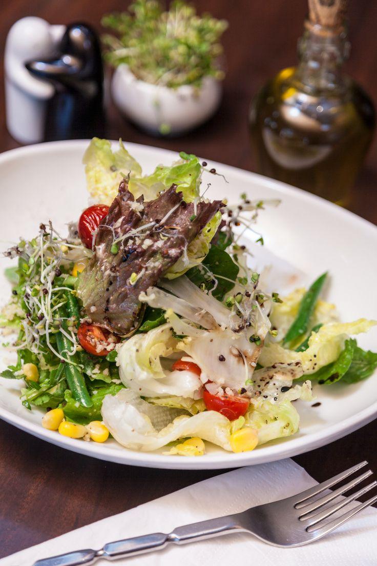 High Fiber Salad  #Porterhaus  #Foodshots #delicious #food  #cuisines #salad #high #fiber