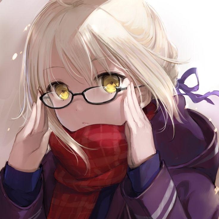 Garota anime