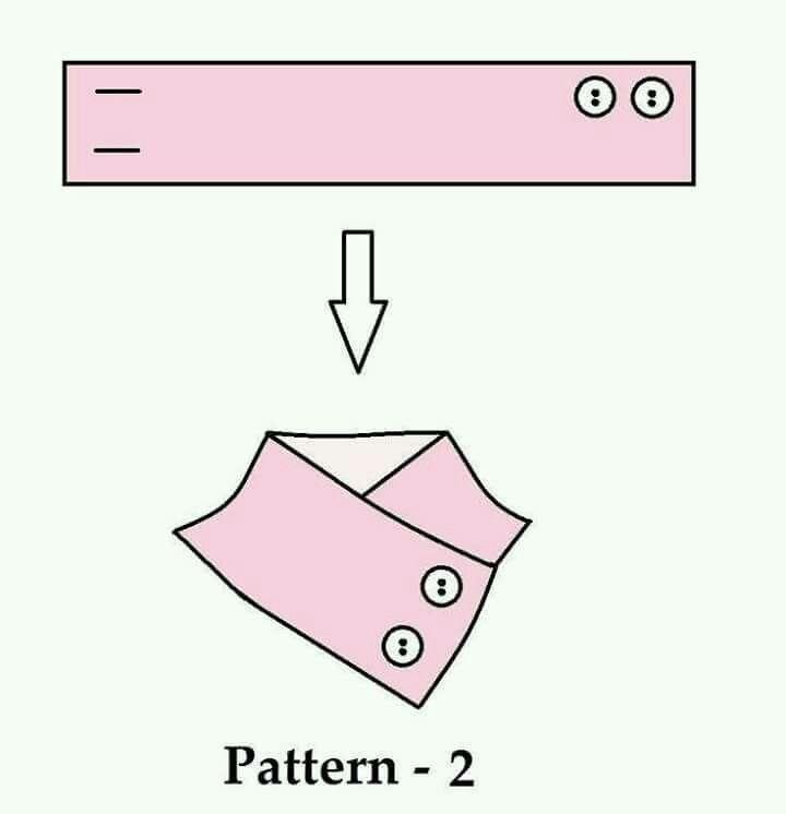 Mejores 14 imágenes de bufanda tubular en Pinterest | Pañuelos de ...