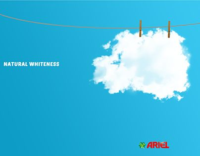 """Check out new work on my @Behance portfolio: """"Ariel Detergent Advertise"""" http://be.net/gallery/35180789/Ariel-Detergent-Advertise"""