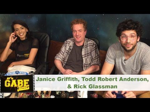 Gabe Time w/ Janice Griffith, Todd Robert Anderson, & Rick Glassman | Getting Doug with High