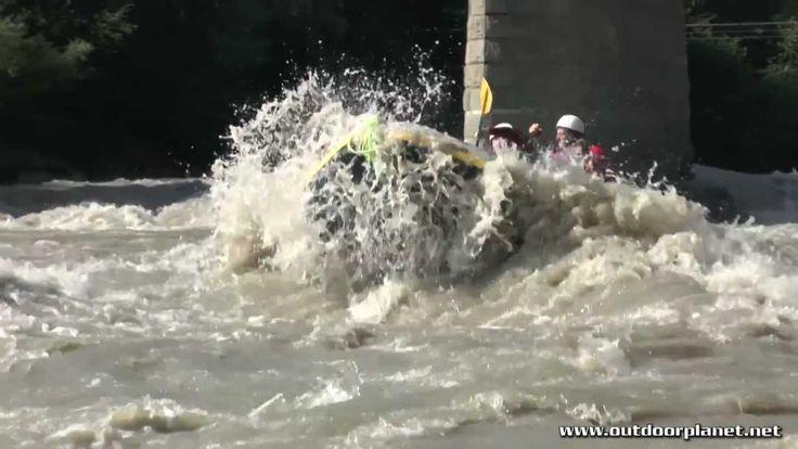 Rafting in Tirol Österreich! Outdoorplanet Haiming & Ötztal