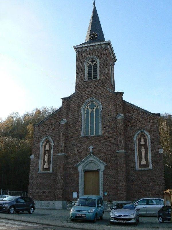 Herstal [La Préalle]   Église de l'Immaculée Conception