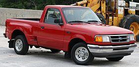 Ford Ranger [2nd generation] 1993–97)