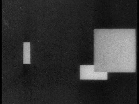 Hans Richter, Rhythmus 21, 1921.