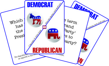 political party flags