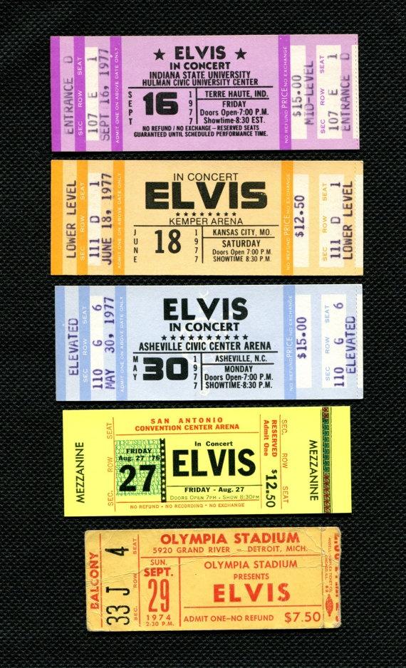 Concert Tickets Design fake concert ticket generator ticket maker - concert tickets design