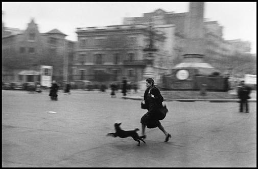 Evacuación de Barcelona, Guerra Civil. 1939.