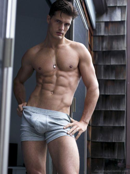 Diego Miguel For Calvin Klein Men S Styles Pinterest