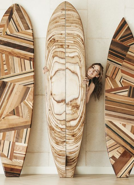 Surf Board Art Kelly Wearstler