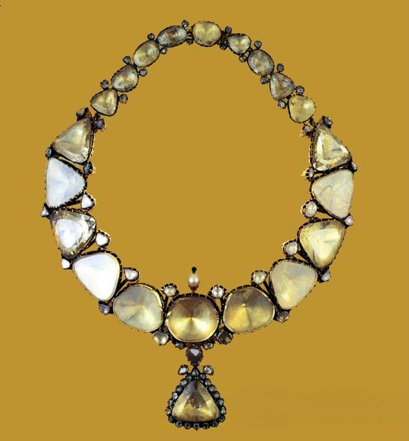 NH17 - jewelry of the Nizam of Hyderabad