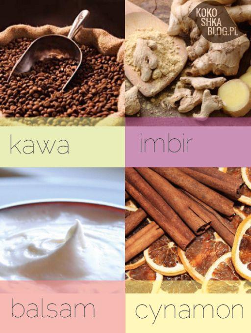 domowe spa, domowe kosmetyki, peeling kawowy, kosmetyki diy, kawa, imbir…
