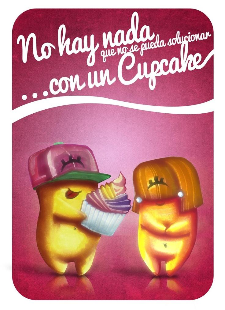 cupcakes by eliasretamales.deviantart.com