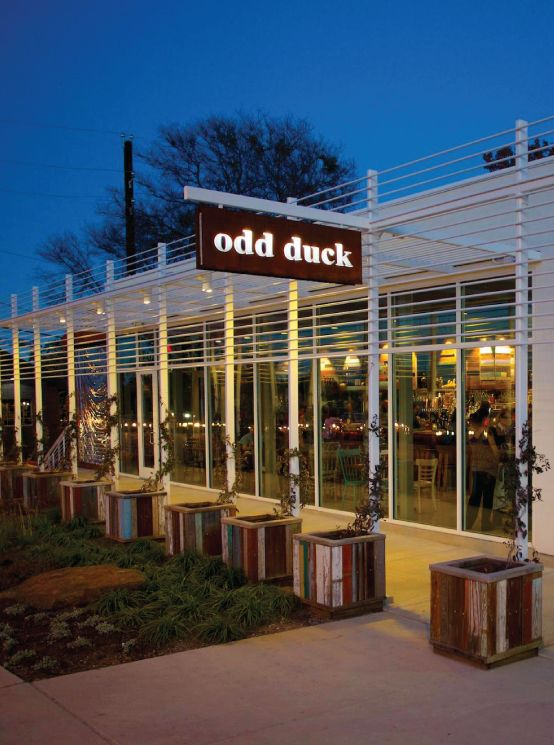 """the Odd Duck : austin, texas- some of the most """"odd"""" combinations that make perfect sense after you try them. Every bite is unforgettable."""