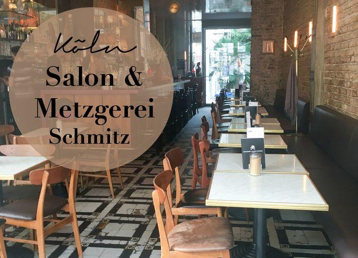 Cologne / Köln Salon & Metzgerei Schmitz