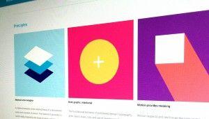 Material design, evoluzione del flat: il futuro punto di riferimento per web e mobile
