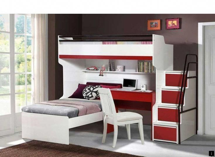 Sleep Amp Study 174 Low Loft Bed Set In 2020