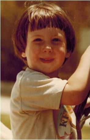 Adam Levine - haha adam had a bowl cut