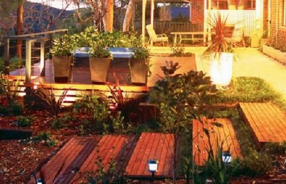 Timber Decking Ideas by Asset Landscapes Design & Construction