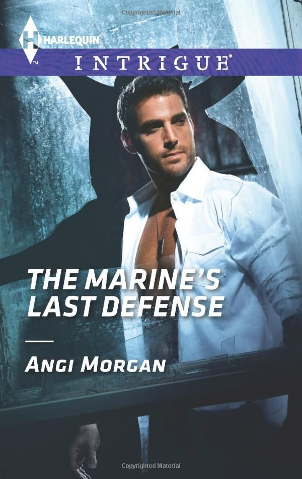 The Marine's Last Defense (Harlequin Intrigue): Angi Morgan: 9780373697380: Amazon.com: Books