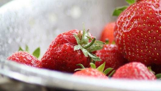 I love strawberries...how about you???  strawberry nutrition facts
