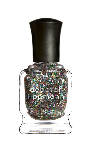 Deborah Lippmann HAPPY BIRTHDAY #nail polish #glitter