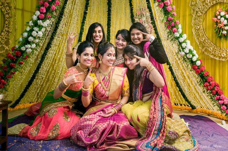 Indian wedding photography. Bridal photoshoot ideas. Candid photo shoot