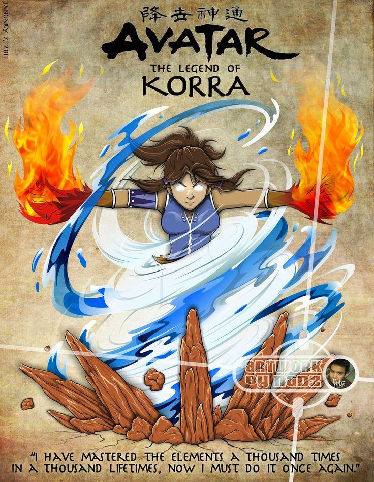 Avatar A Lenda De Korra - Dublado - Todos os Episódios