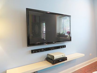 how to hide cables wires tv solution, electrical, living room ideas, shelving ideas, wall decor