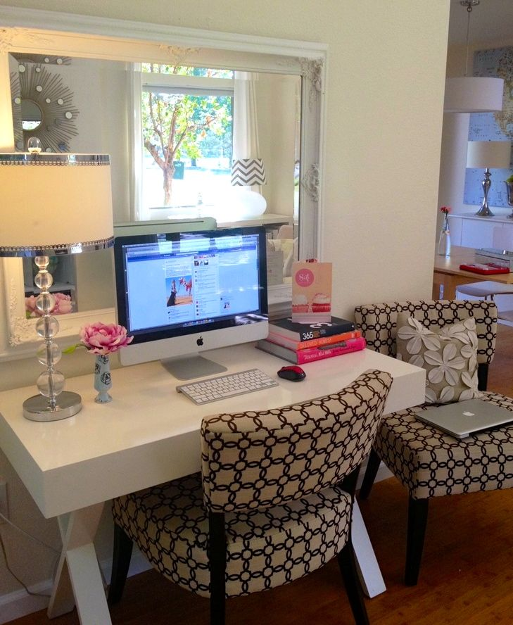 17 best ideas about white desks on pinterest office
