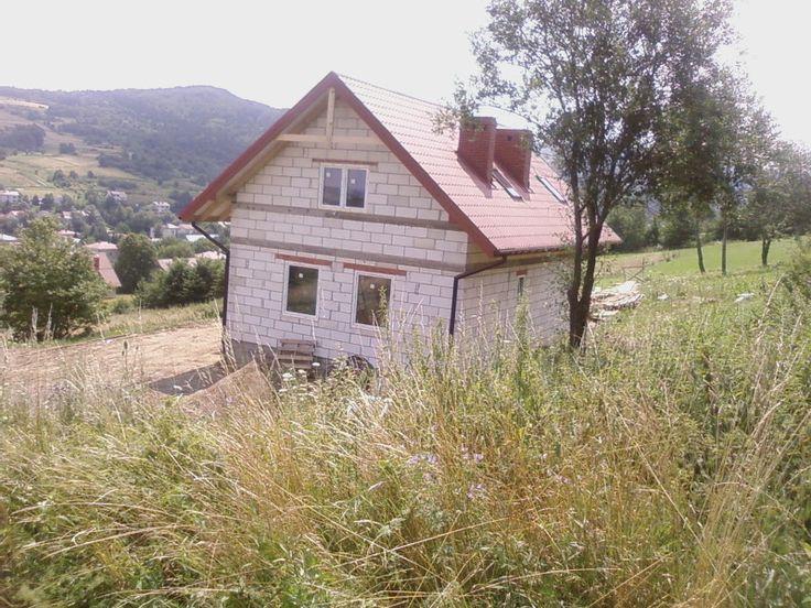 Projekt domu Radosny