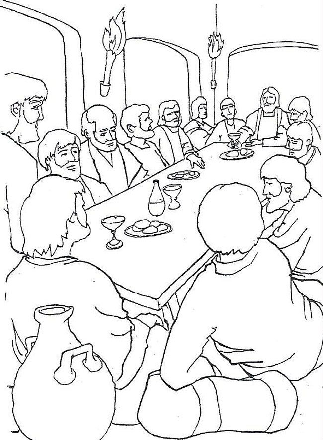 17 best images about bible nt the last supper on