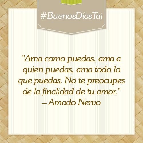 Just Love Everything.Amado Nervo.