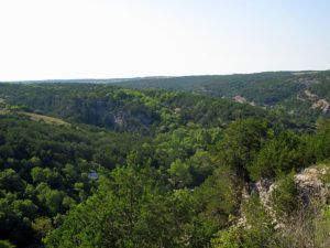 Your Guide To Turner Falls Park Hiking