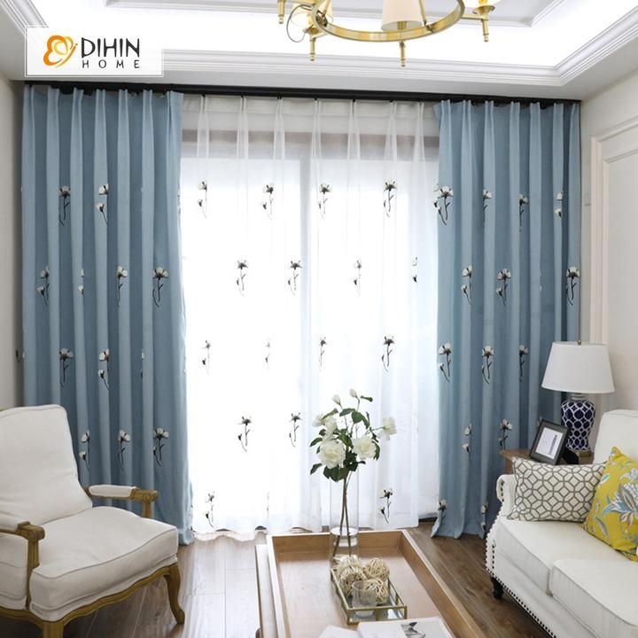 10 Most Popular Western Curtains For Living Room