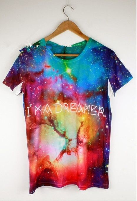 New Arrival Candy Color Magic Galaxy T Shirt Galaxy Tee - T-Shirts   RebelsMarket