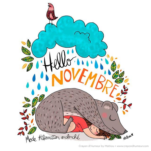 CDH: Novembre