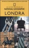 La guida da viaggio della National Geographic su Londra